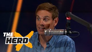 Download Colin Cowherd: Tim Tebow is NOT an NFL quarterback | THE HERD Video