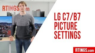 Download LG C7/B7 OLED Picture Settings - RTINGS Video