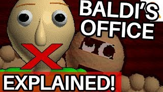 Download Baldi's HIDDEN ENDING, Explained! (Baldi's Basics in Education and Learning Theory - NEW Update!) Video