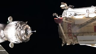 Download Изучаем «Союз»: выход на орбиту, стыковка с МКС Video