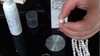 Download How to clean pearls, pearls necklace and rings by WKM Video