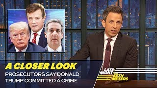 Download Prosecutors Say Donald Trump Committed a Crime: A Closer Look Video