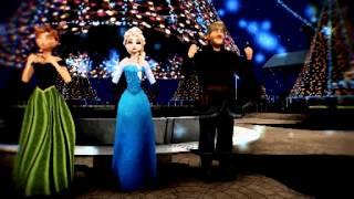 Download Frozen Christmas special caramelldansen christmas remix Video