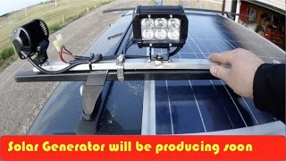 Download Budget Overland Solar Panel and Light Bar Video