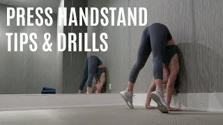Download PRESS HANDSTAND TIPS & DRILLS Video