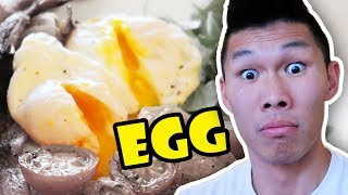 Download TESTING POACHED EGGS FOR BREAKFAST LUNCH + DINNER || Life After College: Ep. 549 Video