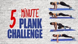 Download 5-Minute PLANK Challenge | Strong Abs & Core | Joanna Soh Video