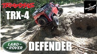 Download Traxxas TRX-4 Land Rover Defender | First Look and Drive Video