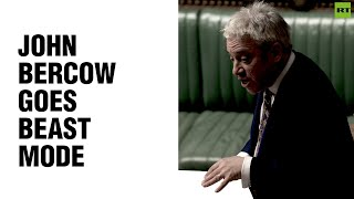 Download Bercow goes beast mode Video