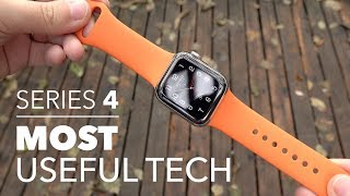 Download Apple Watch Series 4: Most Useful Piece of Tech in My Life! Video