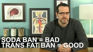 Download Trans Fats, Sugary Soda, and Effective Regulation Video