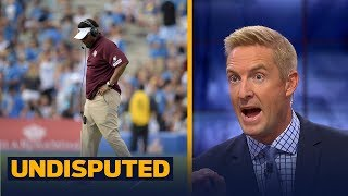 Download Kevin Sumlin on his way out from TAMU after disastrous game against UCLA? | UNDISPUTED Video