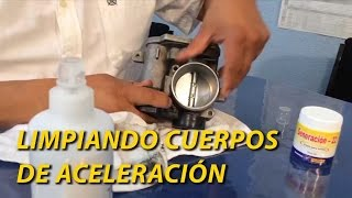 Download Pasta Generación 22 para limpiar cuerpos de aceleración Video