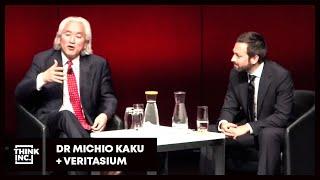 Download An evening with Dr Michio Kaku (ft Veritasium) Video