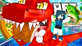 Download DESTROYING DINOSAUR PARK! | Minecraft Adventures Video