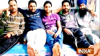 Download Hi-tech Gangsters Post Selfie from Punjab Jail Claiming Murder of Most Wanted Rocky Video