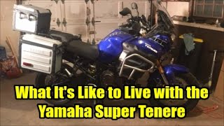 Download What It's Like to Live with the Yamaha Super Tenere Video