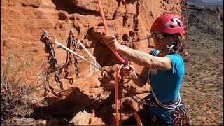 Download Multi-Pitch Rappelling- Potentially Fatal Errors to Avoid Video
