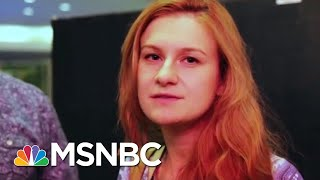 Download Maria Butina Admits Being An Agent Of Russia, Will Help US Prosecutors | Rachel Maddow | MSNBC Video