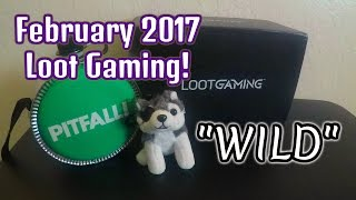 Download February 2017: ″WILD″ Loot Gaming Unboxing! Video