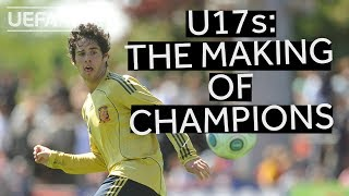 Download ISCO, TER STEGEN, KROOS: From U17s to Champions League glory! Video