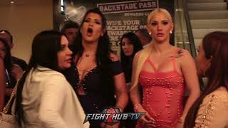 Download ERISLANDY LARA'S WIFE GOES OFF ON GABE ROSADO AFTER HURD FIGHT Video