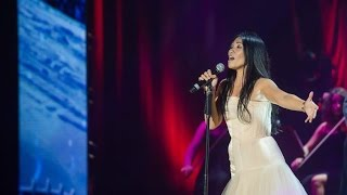 Download Anggun - Hallelujah at Concerto Di Natale 2016 Video