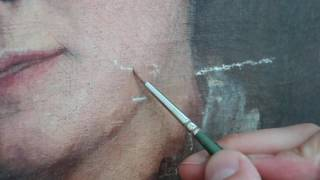 Download Fine Art Restoration - The Retouching Process Video
