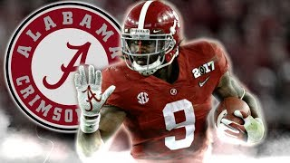 Download Bo Scarbrough || Scariest Running Back in College Football || 2016-17 Alabama Highlights Video