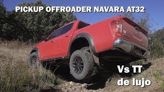 Download ¿Puede una Pickup competir con un TT de lujo? NISSAN NAVARA offroader AT 32 Video