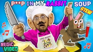 Download WHO RUINED my SOUP SONG! cheFGTEEV Minecraft Style Music Video (Part 1) +DANCE Challenge Video