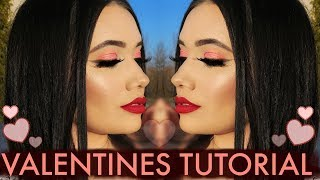 Download Chit Chat + Simply Flawless Valentines Day Makeup Tutorial Video