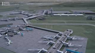 Download Amsterdam Airport Schiphol 1916 - 2016 Video