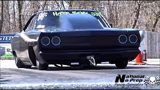 Download The Hate Tank vs Nitrous Chevy in the Nuclear No Prep at Cordova Video