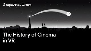 Download Kinoscope - A VR journey into the history of cinema | #GoogleArts Video