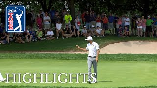 Download Dustin Johnson's Round 2 highlights from RBC Canadian 2018 Video