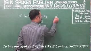 Download S.K. Spoken English Training Centre (HOW DO YOU FEEL.....?) Buy Original Quality Video