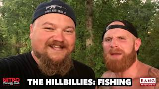 Download THE HILLBILLIES: FISHING! CATFISH COOLEY & GINGER BILLY LOL FUNNY LAUGH COMEDY Video