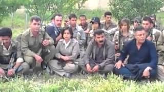 Download Taher Khalili Pishmarga طاهر خلیلی با سرود پیشمرگه Video