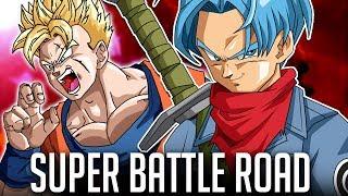 Download THAT'S JUST NOT FAIR! HYBRID SAIYANS SUPER BATTLE ROAD! DBZ Dokkan Battle Video