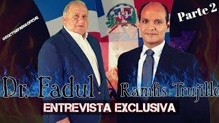 Download El Dr. Fadul entrevista exclusiva a Ramfis Dominguez Trujillo, Nieto de Trujillo (2/2) Video