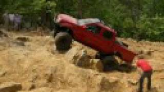 Download 2001 Nissan Frontier Solid Axle Swap - Extreme Off road Video