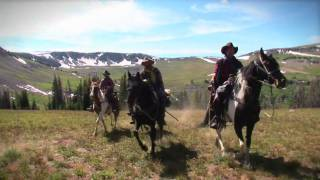 Download ″Wyoming by horse - Just Riding″ Video