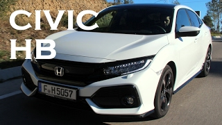 Download Test - Honda Civic HB 1.5 Turbo Video