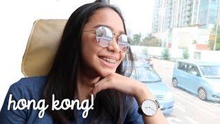 Download Vlog #16: Going to Hong Kong + Hotel Room Tour! | ThatsBella Video