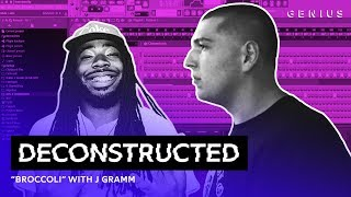 Download The Making Of DRAM's ″Broccoli″ With J Gramm | Deconstructed Video