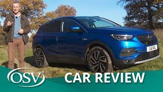 Download OSV Vauxhall Grandland X 2017 In-Depth Review Video