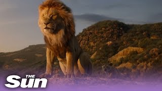 Download The Lion King (2019) Official Trailer HD Video