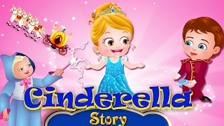 Download Baby Hazel Cinderella Story | Fairy Tales for Kids | Animated Movie by Baby Hazel Cartoons Video