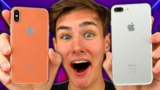 Download The iPhone 8 + 7s Models Are UNBELIEVABLE... Video